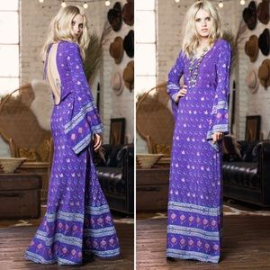 Spell & The Gypsy Bohemian Royale Maxi Dress XS